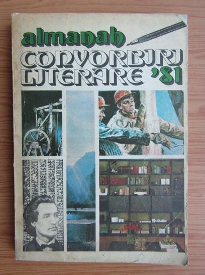 Anticariat: Almanah Convorbiri Literare '81
