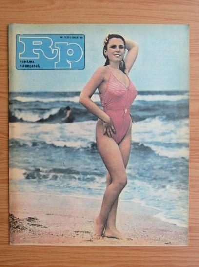 Anticariat: Revista Romania Pitoreasca, nr. 7 (211), iulie 1989