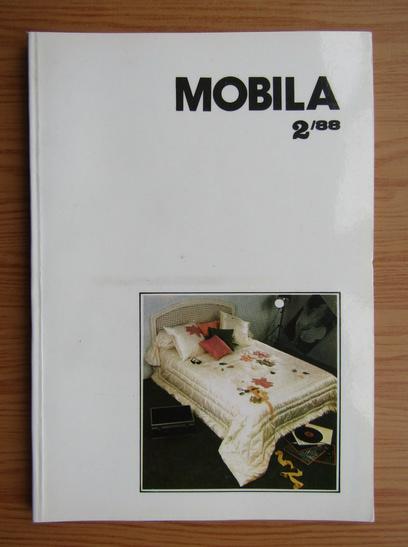 Anticariat: Revista Mobila, nr. 2, 1988