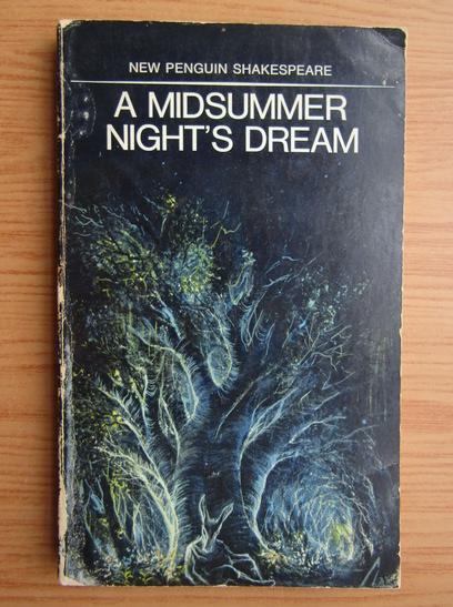 Anticariat: William Shakespeare - A midsummer night's dream