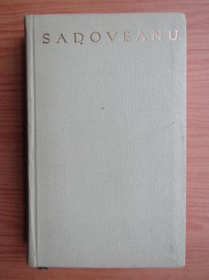 Anticariat: Mihail Sadoveanu - Romane si povestiri istorice (volumul 2)