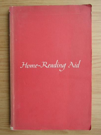 Anticariat: A. D. Scarligina - Home-reading aid