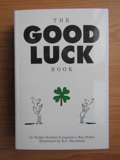 Anticariat: The good luck book