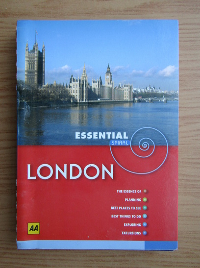 Anticariat: London, essential spiral