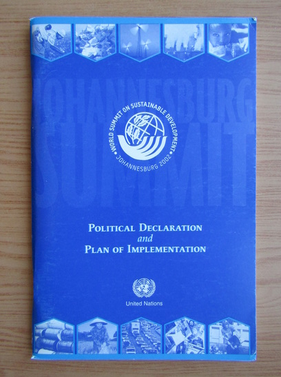 Anticariat: Political declaration and plan of implementation