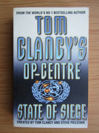 Anticariat: Tom Clancy - State of siege