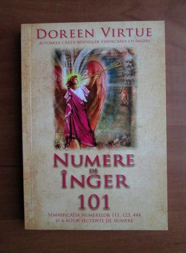 Anticariat: Doreen Virtue - Numere de inger