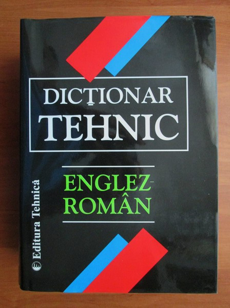 Anticariat: Gabriela Niculescu - Dictionar tehnic Englez-Roman
