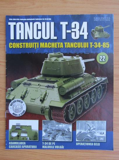 Anticariat: Revista Tancul T-34, nr. 22, 2016
