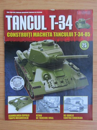 Anticariat: Revista Tancul T-34, nr. 25, 2016