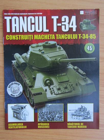 Anticariat: Revista Tancul T-34, nr. 45, 2017