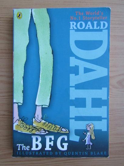 Anticariat: Roald Dahl - The BFG