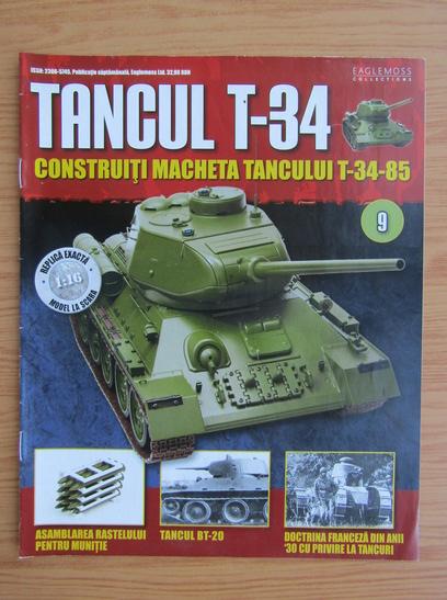 Anticariat: Revista Tancul T-34, nr. 9, 2016