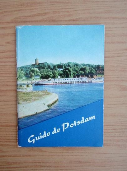 Anticariat: Guide de Potsdam