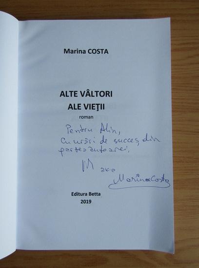 Anticariat: Marina Costa - Alte valtori ale vietii
