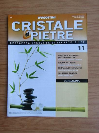 Anticariat: Revista Cristale si Pietre, nr. 11, 2012