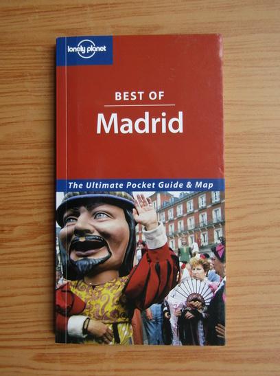 Anticariat: Sally O Brien - Best of Madrid