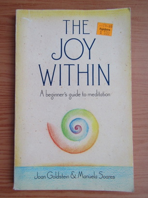 Anticariat: Joan Goldstein - The joy within