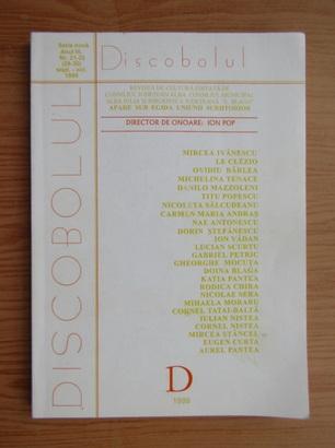 Anticariat: Revista Discobolul, anul III, nr. 21-22, septembrie-octombrie 1999