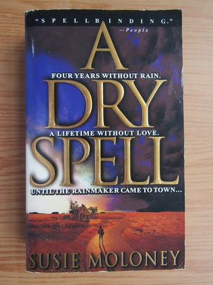 Anticariat: Susie Moloney - A dry spell