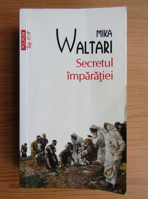 Anticariat: Mika Waltari - Secretul imparatiei