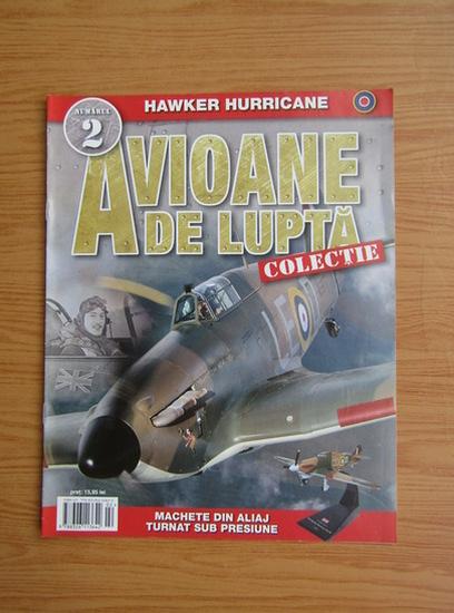 Anticariat: Revista Avioane de lupta, nr. 2