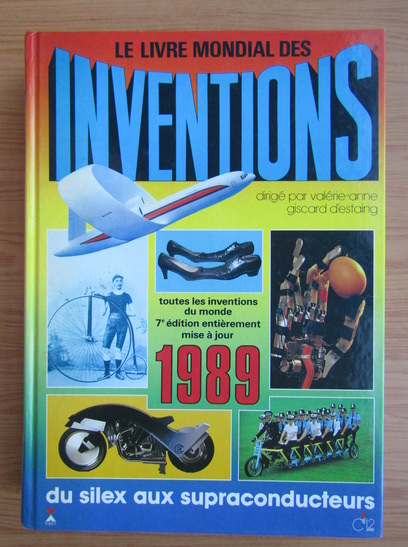 Anticariat: Le livre mondial des inventions