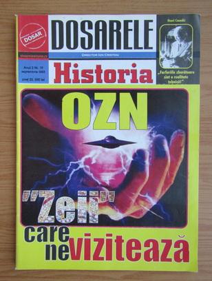 Anticariat: Revista Dosarele Historia, anul 2, nr. 19, septembrie 2003