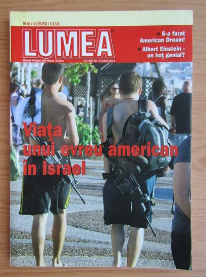 Anticariat: Revista Lumea, an XIX, nr. 3 (240), 2013