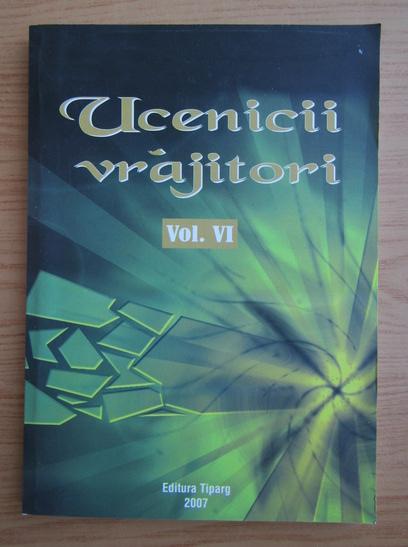 Anticariat: Ucenicii vrajitori (volumul 6)