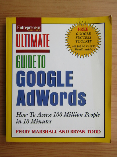 Anticariat: Perry Marshall - Ultimate guide to Google adwords