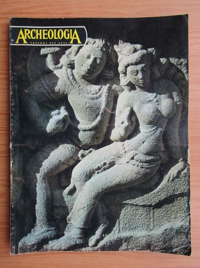 Anticariat: Revista Archeologia, nr. 32, ianuarie-februarie 1970