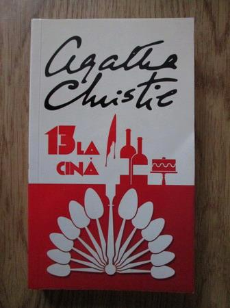 Anticariat: Agatha Christie - 13 la cina
