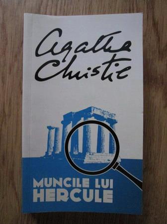 Anticariat: Agatha Christie - Muncile lui Hercule