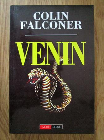Anticariat: Colin Falconer - Venin