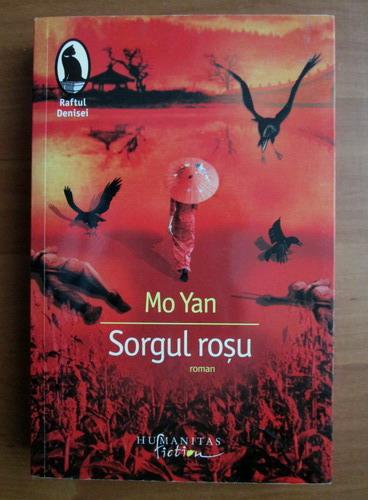 Anticariat: Mo Yan - Sorgul rosu
