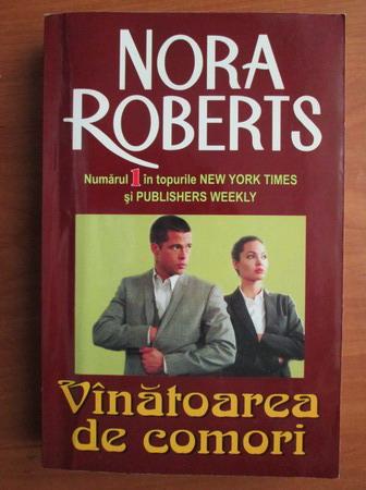 Anticariat: Nora Roberts - Vanatoarea de comori