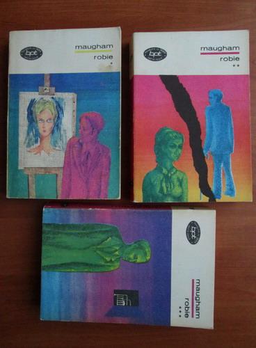 Anticariat: W. Somerset Maugham - Robie (3 volume)