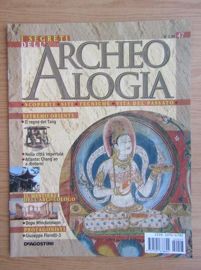 Anticariat: Revista Archeologia, nr. 47, 2001
