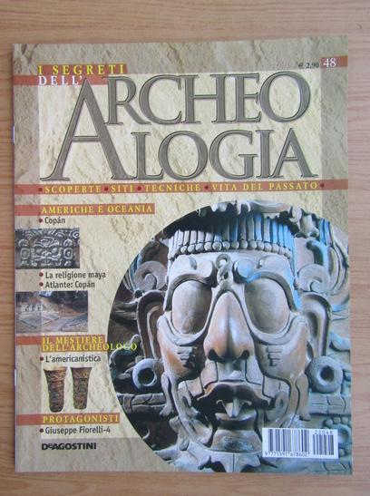 Anticariat: Revista Archeologia, nr. 48, 2001