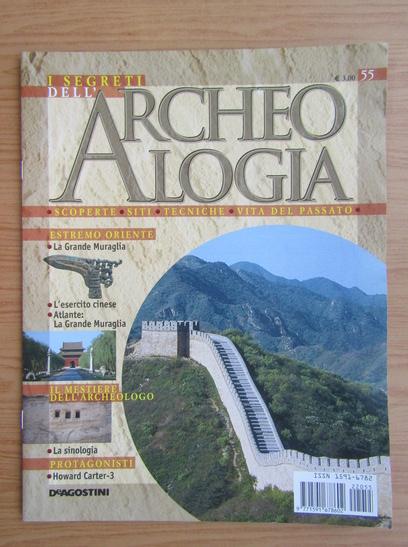 Anticariat: Revista Archeologia, nr. 55, 2001