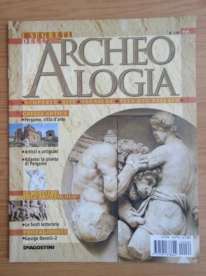 Anticariat: Revista Archeologia, nr. 66, 2001