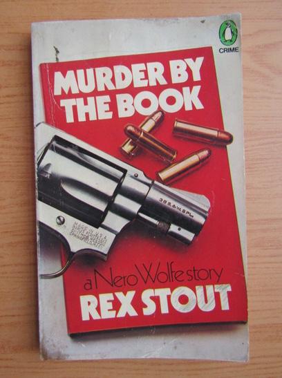 Anticariat: Rex Stout - Murder by the book