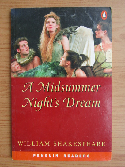 Anticariat: William Shakespeare - A midsummer night's dream