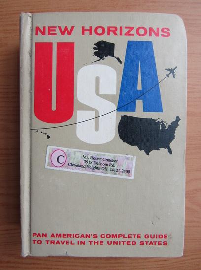 Anticariat: New horizons U.S.A.