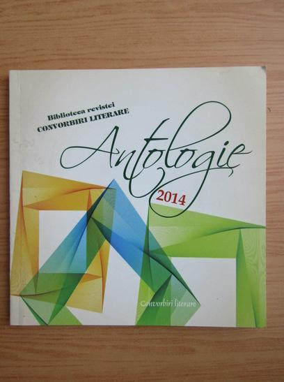Anticariat: Revista Antologie, 2014