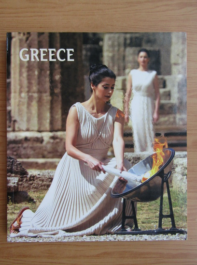 Anticariat: Greece. Olympic Flame greek light