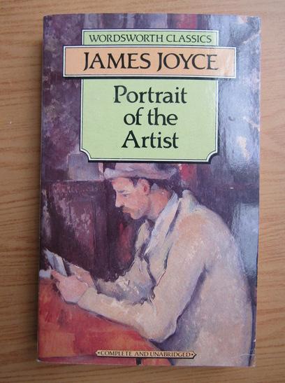 Anticariat: James Joyce - Portrait of the Artist