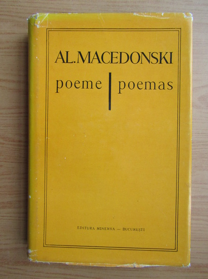 Anticariat: Alexandru Macedonski - Poeme (editie bilingva)