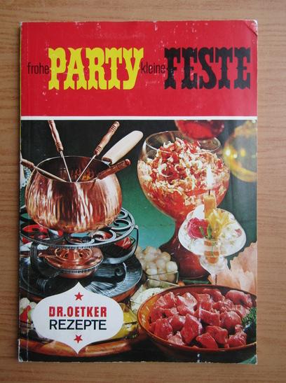 Anticariat: Frohe party kleine feste